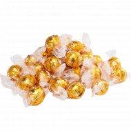 Конфеты «Lindor» молочный шоколад с карамелью, 1 кг., фасовка 0.2-0.25 кг