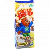 Полезный завтрак «Супер Хрупер» медвежата шоколадные, 200 г.