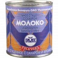 Сгущеное молоко цельное с сахаром «Рогачевъ»8.5%, 380 г.