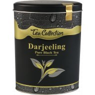 Чай черный «Дарджилинг» листовой, крупный, 125 г.