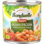 Фасоль белая «Bonduelle» в томатном соусе 430 г.
