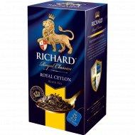 Чай черный «Richard» 25 пакетиков.