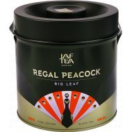 Чай черный «Jaf Tea» Regal Peacock Big Leaf, 200 г.