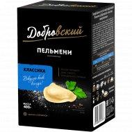 Пельмени «Добровский» классика, замороженные, 400 г.