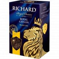 Чай черный «Richard» 90 г.