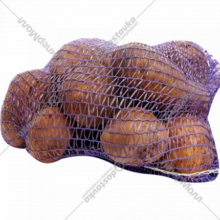 Картофель продовольственный фасованный ранний, 1 кг., фасовка 2.6-2.7 кг