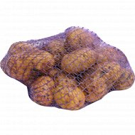 Картофель продовольственный фасованный ранний мытый, 1 кг., фасовка 2.3-2.5 кг