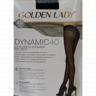 Колготки женские «Golden Lady» Dinamic, 4, nero, 40 den.