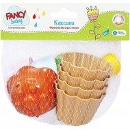 Игровой набор для песочницы «Fancy baby» Кексы, KEKS4