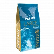 Корм для взрослых собак «Premil» Large, 15 кг.