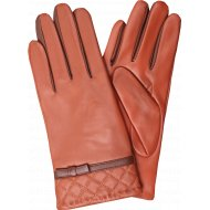 Перчатки женские «Esli» размер М, коричневый.