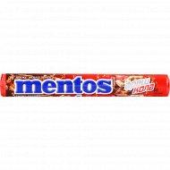 Драже жевательные «Mentos» фреш кола, 37 г.