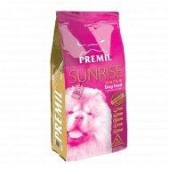 Корм для взрослых собак «Premil» для усиления иммунитета, 15 кг.