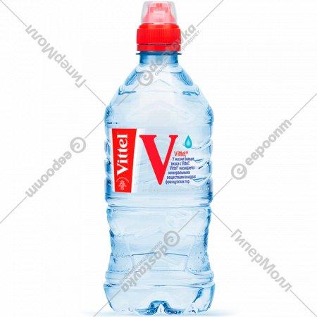 Вода минеральная «Vittel» негазированная 0.75 л.