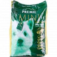 Корм для щенков и молодых собак «Premil» SuperPremium Mini, 3 кг.