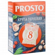 Крупа перловая «Prosto» 8х62.5 г.