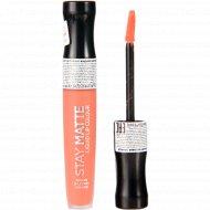 Жидкая помада «Rimmel» stay matte liquid lip colour, тон 200, 5.5 мл.