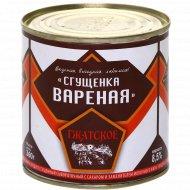 Сгущенка «Гжатское» вареная, 8.5%, 360 г.