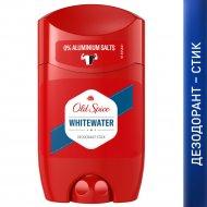 Твердый дезодорант «Old Spice» WhiteWater 50 мл.