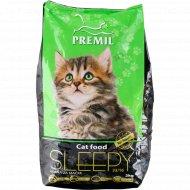 Корм для беременных кошек и котят «Premil» Sleepy SuperPremium, 2 кг.