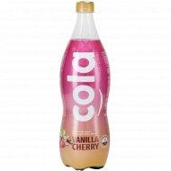 Напиток сильногазированный «Cola» ваниль-вишня, 1 л.