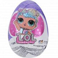 Яйцо с сюрпризом «LOL» 20 г