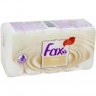 Мыло «Fax» крем, 5х70 г.