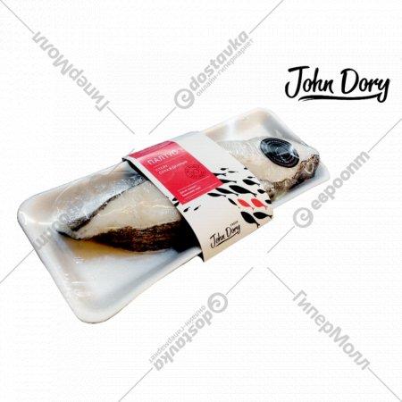 Стейк палтус «John Dory» охлажденный, 1 кг., фасовка 0.6-0.7 кг