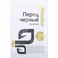 Перец черный «Beebar» молотый, 10 г.