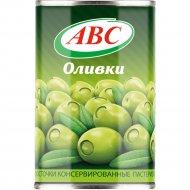 Оливки «ABC» без косточки, 280 г.