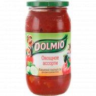 Томатный соус «Dolmio» овощное ассорти, 500 г.
