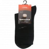Носки мужские «Брестские» черные, размер 25.