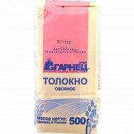 Толокно овсяное «Гарнец» 500 г.