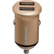 Автомобильное зарядное устройство «Borofone» BZ6.