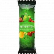 Батончик «Smart formula» фрукты, экстракт эхинацеи и женьшеня, 40 г.