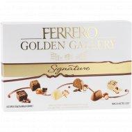 Набор конфет «Ferrero» Golden Gallery, 120 г.