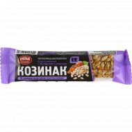 Козинак подсолнечный «Красный пищевик» с фундуком и изюмом, 50 г.
