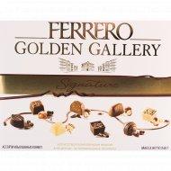 Набор шоколадных конфет «Ferrero» Golden Gallery, 240 г.