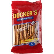 Соломка соленая «Docker's» 80 г.