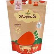 Морковь сушеная «Зеленика» с добавлением масла, 50 г.
