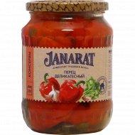 Перец деликатесный «Janarat» стерилизованный, 720 г.