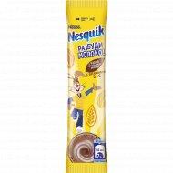 Какао-порошок «Nesquik» обагащенный витаминами и железом 13.5 г.