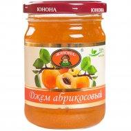 Джем фруктовый «Юнона» абрикосовый стерилизованный, 310 г.
