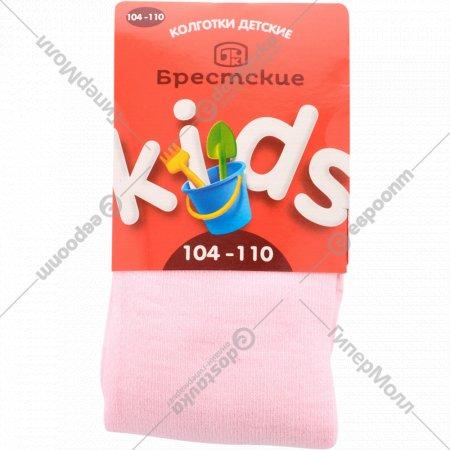 Колготки детские «Брестские» 3280 модель 000, р.104-110,56-60,15-16