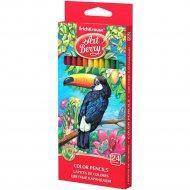 Набор цветных карандашей «ArtBerry» 32480, 24 цвета