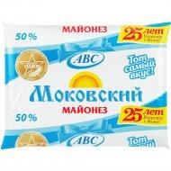 Майонез «Моковский» 51%, 180 г.