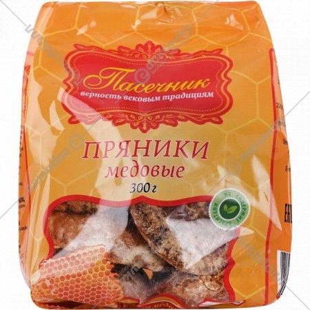 Пряники «Пасечник» медовые, 300 г
