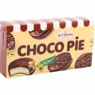 Печенье «Choco Pie» ваниль, 132 г.