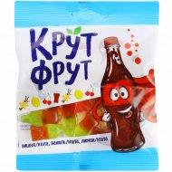 Жевательный мармелад «Крут Фрут» веселая бутылочка, 70 г.