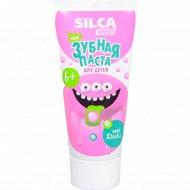 Детская зубная паста «Silca Dent» со вкусом жвачки, 65 г.